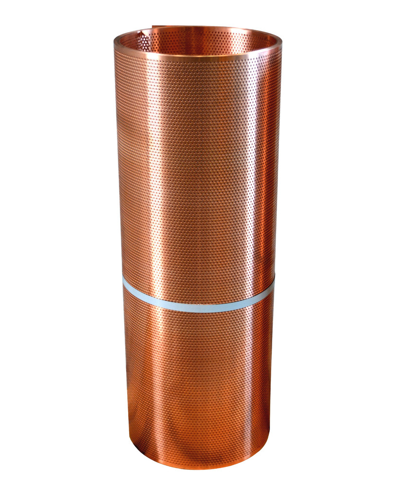 kupfer lochband hh 0 6x1000mm rund 5 mm rolle a 20 m. Black Bedroom Furniture Sets. Home Design Ideas