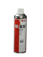 MR Rissprüfmittel MR 68NF Penetrant-rot Spray-Dose à 500ml