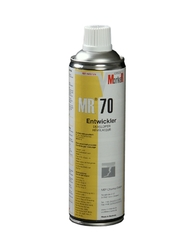 MR Rissprüfmittel MR 70 Entwickler weiß Spray-Dose à 500ml