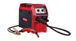 Fronius TransSteel 2200 MIG/MAG Schweißgerät  Standard Compact - Gasgekühlt 10-220 A ausgerüstet für 0,8mm FE kpl.